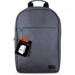 Rucsac Canyon Super Slim Dark Blue pentru laptop de 15.6 inch