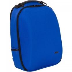 Rucsac Serioux BPK-1601 pentru laptop 15.6inch, Blue