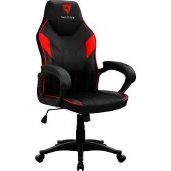 Scaun gaming Aerocool THUNDER3X EC1 AIR, Black-Red
