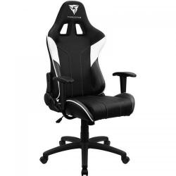 Scaun gaming Aerocool THUNDER3X EC3 AIR, Black-White