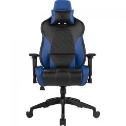 Scaun gaming Gamdias Achilles E1 L, RGB, Black-Blue