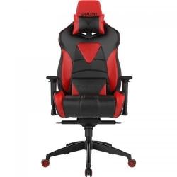 Scaun gaming Gamdias Achilles M1 L, RGB, Black-Red