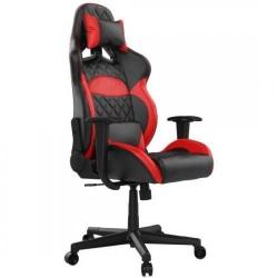 Scaun gaming Gamdias Zelus E1 L, Black-Red