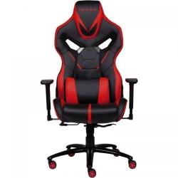 Scaun gaming Inaza Predator, Black-Red