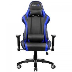 Scaun Gaming RAIDMAX Drakon, Black-Blue