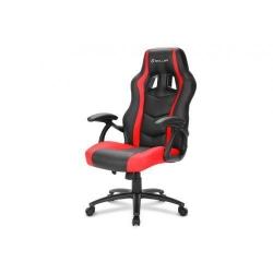 Scaun Gaming Sharkoon Skiller SGS1, Black-Red