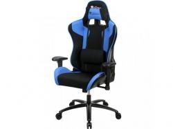 Scaun gaming Natec Genesis SX77, Black-Blue