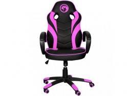 Scaun gaming Marvo CH-301, Black-Pink