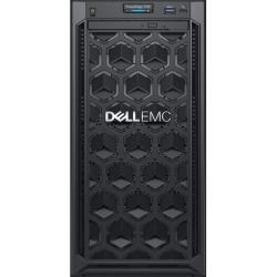 Server Dell PowerEdge T140, Intel Xeon E-2124, RAM 16GB, HDD 2x 1TB, PERC H330, PSU 365W, No OS