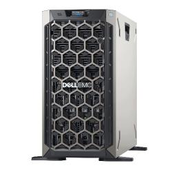 Server Dell PowerEdge T340, Intel Xeon E-2234, RAM 16GB, SSD 480GB, PERC H330, PSU 2x 495W, No OS