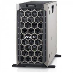 Server Dell PowerEdge T440, Intel Xeon Silver 4208, RAM 16GB, HDD 600GB, PERC H730P, PSU 2x 495W, No OS