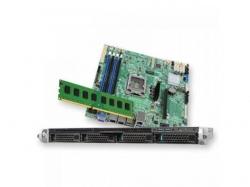 Server Intel LR1304SPCFG1R, Intel Xeon E3-1230 v6, RAM 16GB, No HDD, No OS, 450W