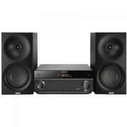 Sistem audio Akai AM-301-B, Bluetooth, Black