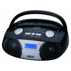 Sistem audio Akai APRC-106, Black