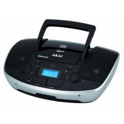 Sistem audio Akai APRC-108, Black-Silver