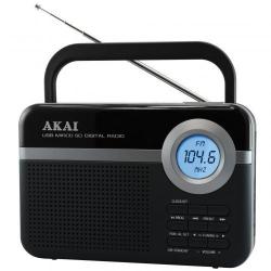 Sistem audio Akai PR006A-471U, Black