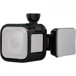 Sistem de prindere GoPro Low Profile Helmet Swivel Mount pentru Hero Session