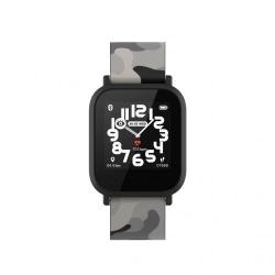 Smartwatch Canyon MyDino KW-33, 1.3inch, Curea Silicon, Gray