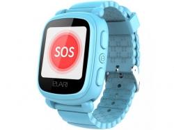Smartwatch Elari KidPhone 2, 1.4inch, curea silicon, Blue