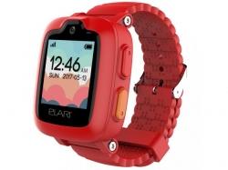Smartwatch Elari KidPhone 3G, 1.3inch, curea silicon, Red