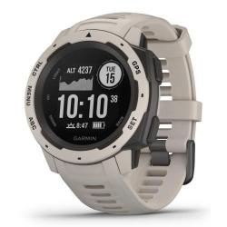Smartwatch Garmin Instinct, 1.2inch, Curea silicon, Tundra