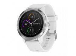 Smartwatch Garmin Vivoactive 3, Silver-White