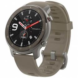 Smartwatch Xiaomi Amazfit GTR 47mm, 1.39inch, curea silicon, Titanium