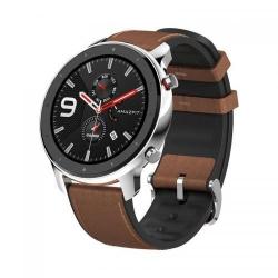 Smartwatch Xiaomi Amazfit GTR 47mm, Silver-Brown
