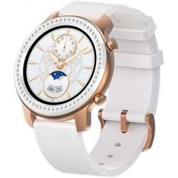 Smartwatch Xiaomi Amazfit GTR Glitter Edition, 1.2inch, curea silicon, White