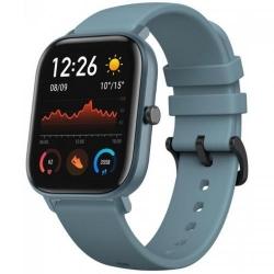 Smartwatch Xiaomi AmazFit GTS, 1.65 inch, curea silicon, Blue