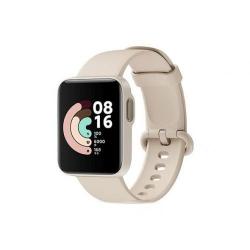 SmartWatch Xiaomi Mi Watch Lite, 1.4 inch, Curea Silicon, Light Ivory