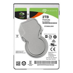 Solid State Hibrid Drive Seagate FireCuda 2TB, SATA3, 128MB, 2.5inch