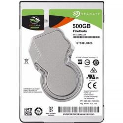 Solid State Hibrid Drive Seagate FireCuda 500GB, SATA3, 128MB, 2.5inch