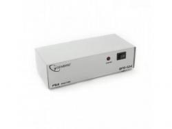 Splitter KVM Gembird, 4x VGA, White