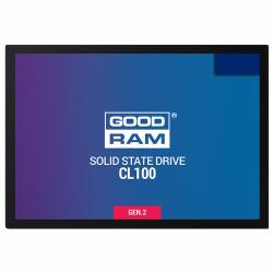 SSD Goodram CL100 480GB, SATA3, 2.5inch