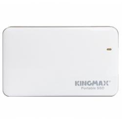 SSD Portabil KingMax KE31,  240GB, USB 3.1, White