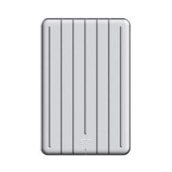 SSD Portabil Silicon Power Bolt B75, 256GB, USB 3.1, Silver