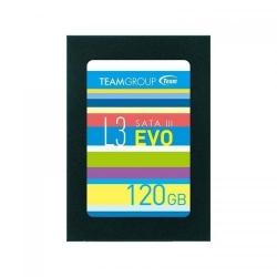 SSD TeamGroup L3 EVO 120GB, SATA3, 2.5inch