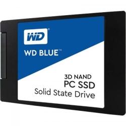 SSD Western Digital Blue 3D NAND 500GB, SATA3, 2.5inch