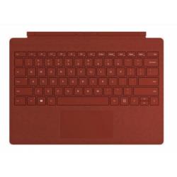 Stand Microsoft Surface Pro X Signature pentru tableta de 12.3inch cu tastatura, Poppy Red