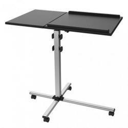 Stand Techly 101485 pentru videoproiector/laptop, Black