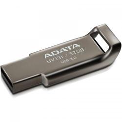 Stick Memorie A-Data DashDrive UV131 32GB, USB3.0 Gray