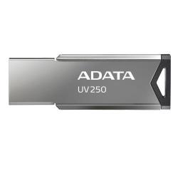 Stick Memorie ADATA AUV250, 64GB, USB 2.0, Silver