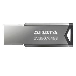 Stick Memorie Adata AUV350, 64GB, USB 3.2, Grey