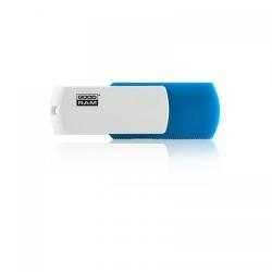 Stick memorie Goodram UCO2, 32GB, USB 2.0, Blue-White