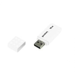 Stick memorie Goodram UME2, 16GB, USB 2.0, White
