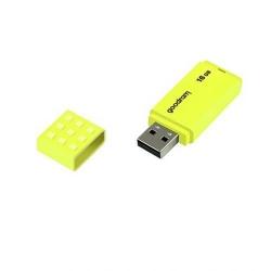 Stick memorie Goodram UME2, 16GB, USB 2.0, Yellow