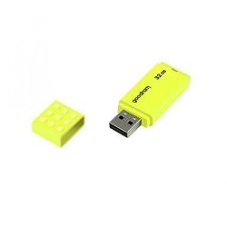 Stick memorie Goodram UME2, 32GB, USB 2.0, Yellow