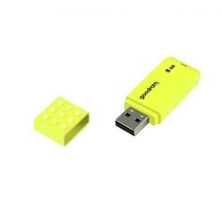 Stick memorie Goodram UME2, 8GB, USB 2.0, Yellow