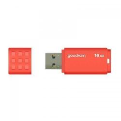 Stick memorie Goodram UME3, 16GB, USB 3.0, Orange